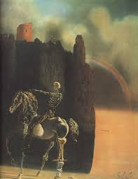 the horseman of death 1935 salvador dali wikiart org