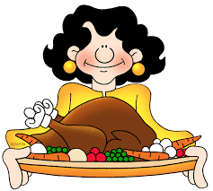 free thanksgiving feast clipart clipartxtras