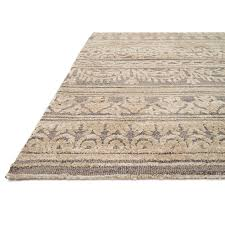 Carpet And Rug Superstore A355 Selena Gray And Beige Tribal Rug 8x10 Ft At Home At Home