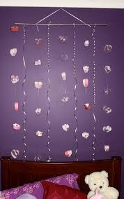 valentine craft u2013 hanging hearts wall door decoration stay at