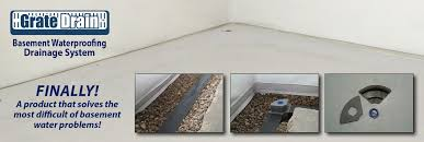Basement Waterproofing Kansas City by Drainage System By Kc Waterproofing In Mo And Ks