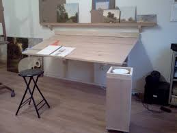 Fold Up Drafting Table Wall Hang Drafting Table It The Wall So You Are Able To