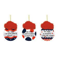 decoration ideas consider buying auburn ornaments for