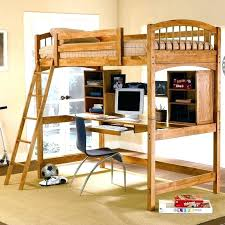 Bunk Bed With A Desk Desk Bed Convertible Bunk Bed And Desk Combination Best Bed With