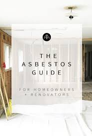 Test Asbestos Popcorn Ceiling by The Asbestos Guide For Homeowners And Renovators