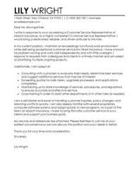 customer service rep cover letter sample cover letter for