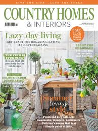 country homes and interiors magazine offers house list disign