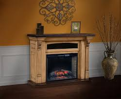serenity electric fireplace entertainment center from dutchcrafters