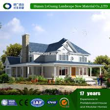 low cost light steel prefabricated house designs around 40 square