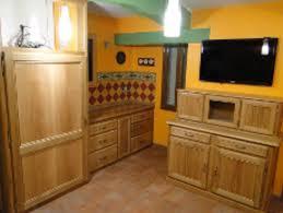 cuisiniste landes cuisiniste fabrication de cette cuisine en bois massif posée à