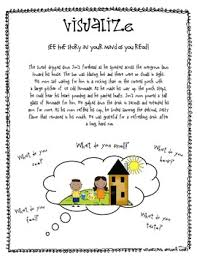 visualizing mini lesson freebie wild seek