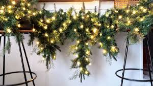 full lush cascading garlands and wreaths