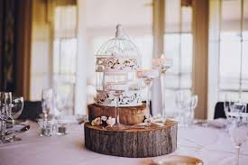 rustic center pieces 31 wedding centerpieces and table settings in rustic style