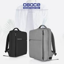 osoce s7 computer backpack laptop tablet pc bag water resistant