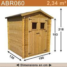abris de jardin en solde abri de jardin bois 2 34 m2 trigano store