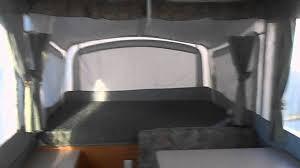 2001 coleman santa fe popup camper youtube