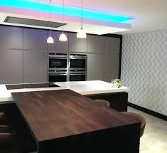 eclairage pour cuisine moderne eclairage plafond cuisine led eclairage cuisine led led par