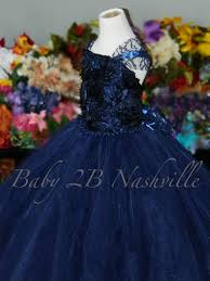 navy dress flower dress tulle dress wedding dress tutu dress