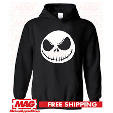 nightmare before hoodie ebay