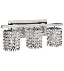 polished chrome vanity light fixtures plc lighting 72194 pc rigga 3 light 22 inch polished chrome vanity