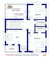 Small House Plans 700 Sq Ft 750 Sq Ft House Plan Indian Style Ehouse Homes Pinterest