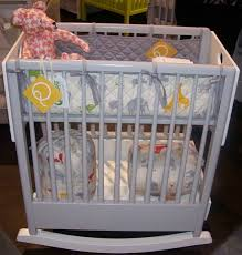 bassinet crib toddler bed combo small space innovations