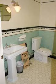 Vintage Bathroom Tile Ideas 133 Best Vintage Tile Images On Pinterest Bathrooms Bathroom