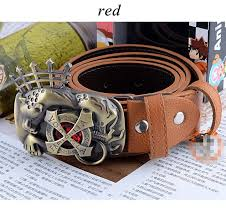 Mens Valentines Gifts Creative Hitman Reborn Leather Belt For Mens Valentine U0027s Day Gifts