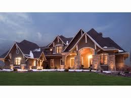 5 bedroom 4 bathroom house plans craftsman walkout basement house plans elegant home plan homepw 5077