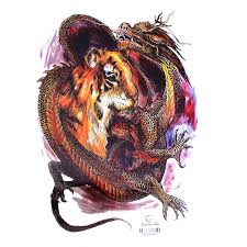 online get cheap tiger designs tattoos aliexpress com alibaba group