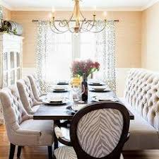 Upholstered Winged Chairs Will Give Your Dining Room An Air Of - Comfy dining room chairs
