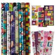 christmas wrapping paper sets christmas wrapping paper sets