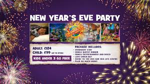 new year s with chessington holidays
