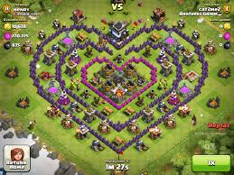 Home Design Game Hacks Dragon And Hog Rider Attack Clash Of Clans Gaming Video Games