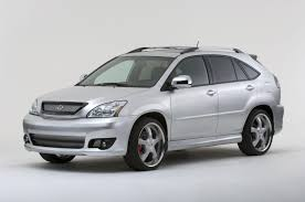 lexus cars types 2007 lexus rx 400h by 714 motorsports review gallery top speed