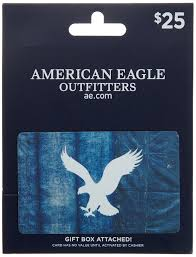 amazon com american eagle outfitters gift card 25 gift cards