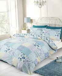blue and yellow duvet cover king home design ideas