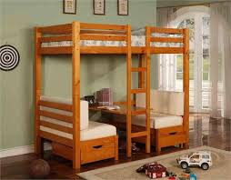 loft bunk bed suitable for narrow house home decor and furniture