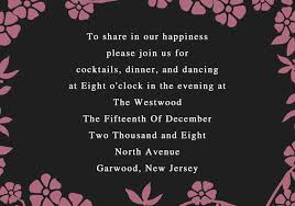 Online Wedding Invitations Unique Wedding Invitations Online Pink And Black Ewi048 As Low As