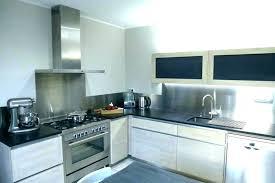 meuble inox cuisine pro meuble cuisine inox cuisine inox ikea credence a coller cuisine