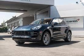 porsche macan cost used 2015 porsche macan suv pricing for sale edmunds