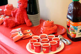 elmo birthday party elmo birthday party ideas on a budget