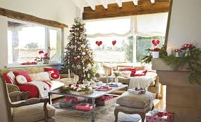 christmas decorated home christmas decorating ideas adorable home