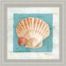 seashell bathroom decor design ideas u0026 decors