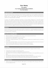 Resume Samples With Bullet Points by Academic Resume Template Sample Resume123