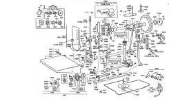 kenmore 80 series dryer parts diagram periodic tables throughout
