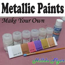 metallic paint make your own flite test