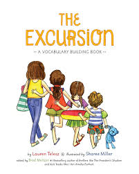 the excursion a vocabulary building book lauren telesz brad