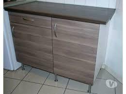 element bas de cuisine avec plan de travail plan de travail cuisine avec rangement meuble plan de travail