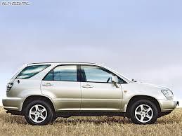 lexus rx 2002 lexus rx specs 1998 1999 2000 2001 2002 2003 autoevolution